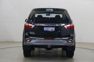 2018 Isuzu MU-X MY18 LS-M Rev-Tronic 4x2 Black 6 Speed Sports Automatic Wagon