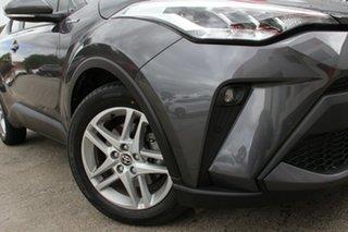 C-HR Standard AWD 1.2L Petrol Auto CVT Wagon.