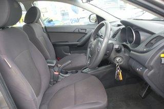 2010 Kia Cerato TD MY10 SI Titanium Silver 4 Speed Sports Automatic Sedan