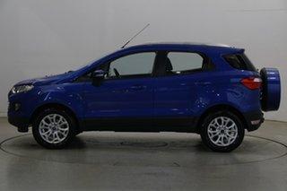 2015 Ford Ecosport BK Titanium PwrShift Blue 6 Speed Sports Automatic Dual Clutch Wagon.