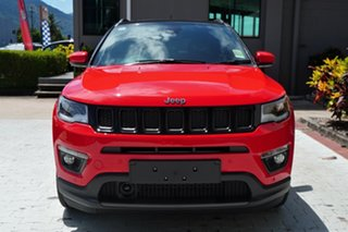 2020 Jeep Compass M6 MY20 S-Limited Colorado Red 9 Speed Automatic Wagon.