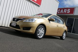 2014 Nissan Pulsar C12 ST Gold 1 Speed Constant Variable Hatchback.