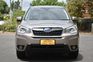 2014 Subaru Forester S4 MY14 2.5i-S Lineartronic AWD Bronze 6 Speed Constant Variable Wagon.