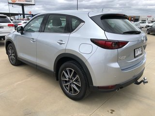 2019 Mazda CX-5 KF4WLA GT SKYACTIV-Drive i-ACTIV AWD Sonic Silver 6 Speed Sports Automatic Wagon