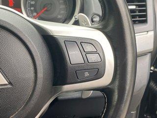 2010 Mitsubishi Lancer CJ MY10 Ralliart TC-SST Black 6 Speed Sports Automatic Dual Clutch Sedan