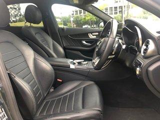 2015 Mercedes-Benz C-Class W205 C300 BlueTEC Hybrid 7G-Tronic + Grey 7 Speed Sports Automatic Sedan