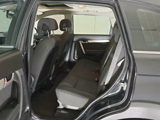 2013 Holden Captiva CG MY13 7 SX Black 6 Speed Sports Automatic Wagon