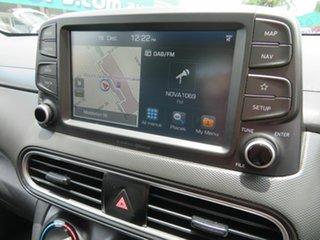 2018 Hyundai Kona OS.2 MY19 Active 2WD White 6 Speed Sports Automatic Wagon