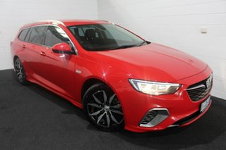 2018 Holden Commodore ZB MY18 RS Sportwagon Red 9 Speed Sports Automatic Wagon.