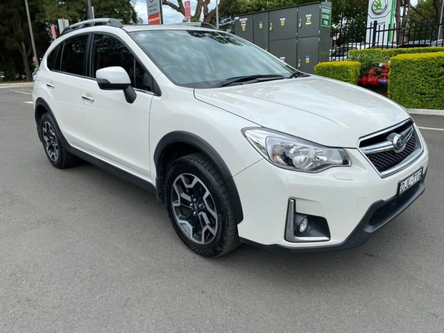 Used Subaru XV G4X MY17 2.0i-S Lineartronic AWD Botany, 2016 Subaru XV G4X MY17 2.0i-S Lineartronic AWD Black 6 Speed Constant Variable Wagon