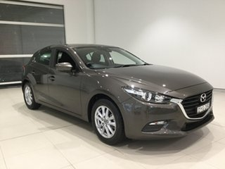 2018 Mazda 3 BN5478 Neo SKYACTIV-Drive Sport Bronze 6 Speed Sports Automatic Hatchback.
