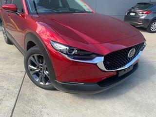 2020 Mazda CX-30 DM2W7A G20 SKYACTIV-Drive Astina Soul Red Crystal 6 Speed Sports Automatic Wagon.