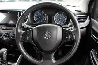 2017 Suzuki Baleno EW GL White 4 Speed Automatic Hatchback