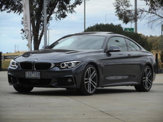 2017 BMW 4 Series F32 430i M Sport 8 Speed Sports Automatic Coupe