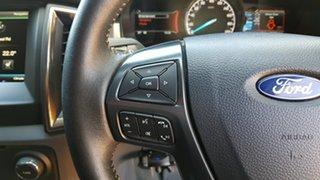2016 Ford Ranger PX MkII Wildtrak Double Cab Pride Orange 6 Speed Sports Automatic Utility