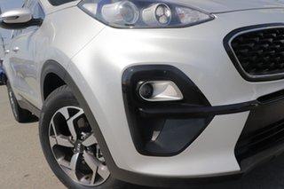 2019 Kia Sportage QL MY20 SX 2WD Sparkling Silver 6 Speed Sports Automatic Wagon.