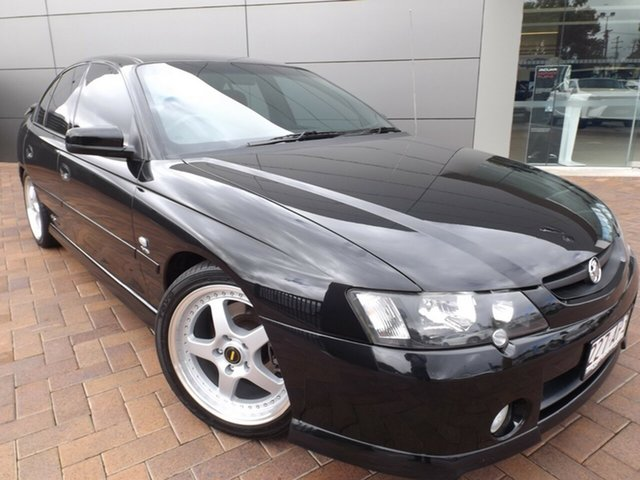 Used Holden Commodore VY II SS Toowoomba, 2004 Holden Commodore VY II SS 4 Speed Automatic Sedan