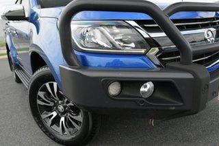 2017 Holden Colorado RG MY17 LTZ (4x4) Blue 6 Speed Automatic Crew Cab Pickup.