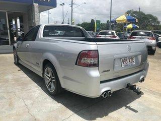 2010 Holden Ute VE II SS Silver 6 Speed Manual Utility.