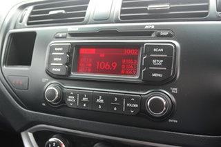 2013 Kia Rio UB MY13 S Red 6 Speed Manual Hatchback