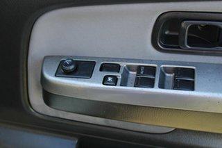 2011 Nissan Navara D22 MY2010 ST-R White 5 Speed Manual Utility