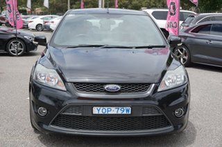 2010 Ford Focus LV XR5 Turbo Black 6 Speed Manual Hatchback.