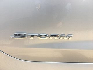 2015 Holden Commodore VF SV6 Storm Silver Sports Automatic