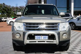 2009 Mitsubishi Pajero NT MY09 GLS Gold 5 Speed Sports Automatic Wagon
