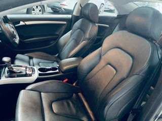 2013 Audi A5 8T MY13 Multitronic Grey 8 Speed Constant Variable Coupe