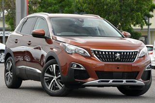 2019 Peugeot 3008 P84 MY19 Allure SUV Bronze 6 Speed Sports Automatic Hatchback.