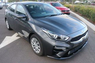 2019 Kia Cerato BD MY19 S Platinum Graphite 6 Speed Sports Automatic Hatchback.