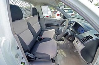 2007 Mitsubishi Triton ML MY08 GLX 4x2 White 5 Speed Manual Cab Chassis
