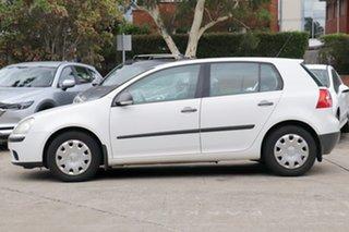 2007 Volkswagen Golf V MY07 Trendline Tiptronic 6 Speed Sports Automatic Hatchback