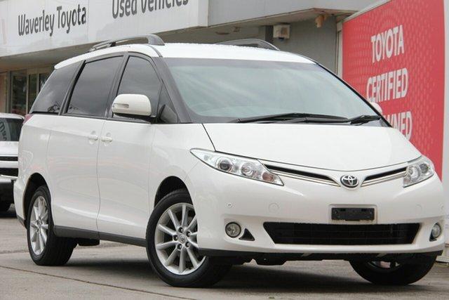 Pre-Owned Toyota Tarago Glen Waverley, Tarago GLX 2.4L Petrol Auto CVT People Mover