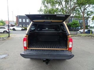 2015 Nissan Navara D23 ST Hornet Gold 7 Speed Sports Automatic Utility