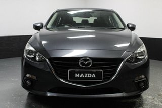 2015 Mazda 3 BM5436 SP25 SKYACTIV-MT Grey 6 Speed Manual Hatchback.