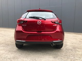 2020 Mazda 2 DJ2HAA G15 SKYACTIV-Drive Evolve Soul Red Crystal 6 Speed Sports Automatic Hatchback