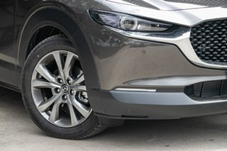 2020 Mazda CX-30 DM2W7A G20 SKYACTIV-Drive Astina Titanium Flash 6 Speed Sports Automatic Wagon.