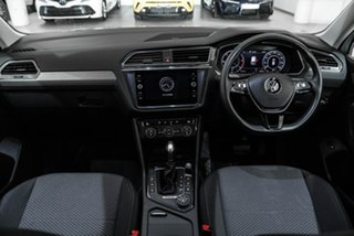 2018 Volkswagen Tiguan 5N MY18 110TDI Comfortline DSG 4MOTION Allspace Silver 7 Speed.