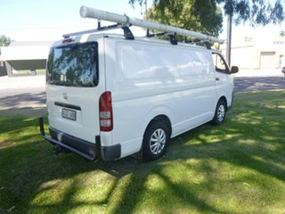2006 Toyota HiAce KDH200R LWB White 5 Speed Manual Van