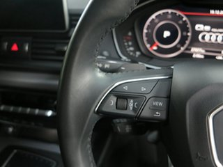 2017 Audi Q5 FY MY18 TDI S Tronic Quattro Ultra Sport Silver 7 Speed Sports Automatic Dual Clutch