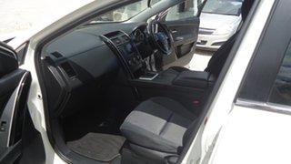 2009 Mazda CX-9 TB10A1 Classic White 6 Speed Sports Automatic Wagon