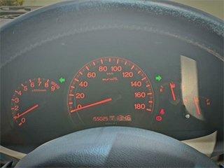 2003 Honda Accord Euro CL R Black Manual Sedan