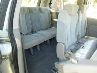 2010 Kia Grand Carnival VQ EXE Silver Sports Automatic Wagon