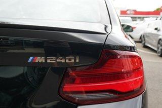 2019 BMW M240i F22 M240I Black Sapphire 8 Speed Automatic Coupe