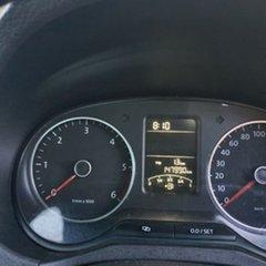 2013 Volkswagen Amarok 2H MY13 TDI400 4Mot Trendline White 6 Speed Manual Cab Chassis