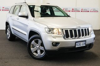 2013 Jeep Grand Cherokee WK MY13 Laredo (4x4) 5 Speed Automatic Wagon.