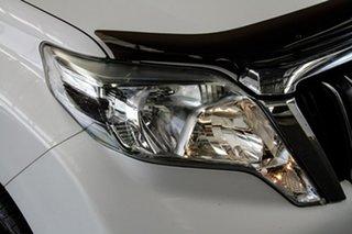 2014 Toyota Landcruiser Prado KDJ150R MY14 GXL (4x4) Glacier White 5 Speed Sequential Auto Wagon