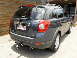 2009 Holden Captiva CG MY09.5 CX AWD Grey 5 Speed Sports Automatic Wagon.