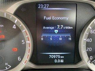 2016 Nissan Navara D23 ST Black 6 Speed Manual Utility